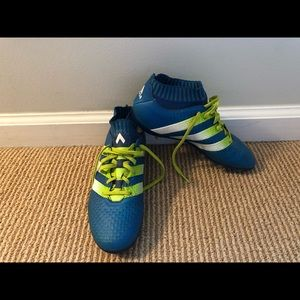 Adidas Cleats — 16.1s